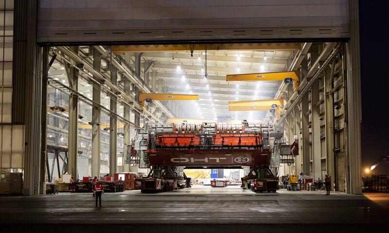 Liebherr HLC 150000 OHT Alfa Lift