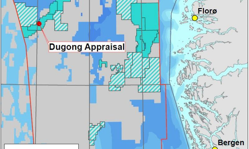 Neptune Energy Commences Dugong Appraisal Drilling