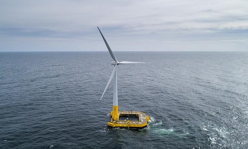 New Tenders for Floating Wind in the Celtic Sea