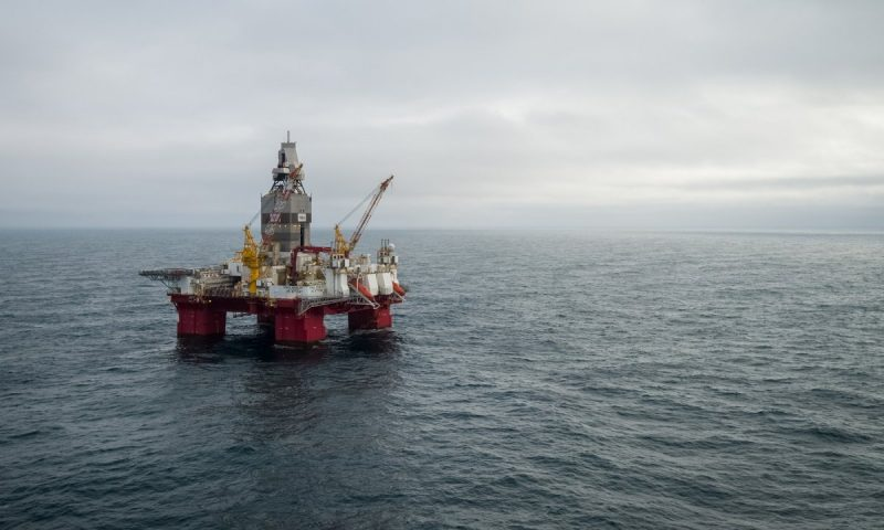 Oil Discovery Near the Johan Castberg Field in the Barents Sea
