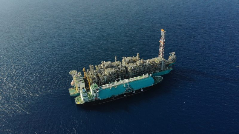 PETRONAS Becomes World's First To Produce LNG From Two Floating Facilities