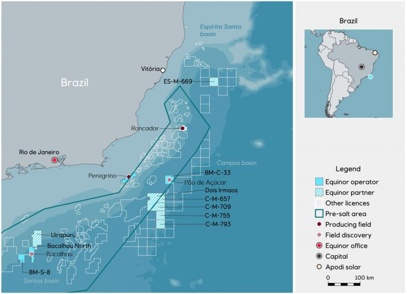 Partners Have Chosen Concept for BM-C-33 Project in Brazil