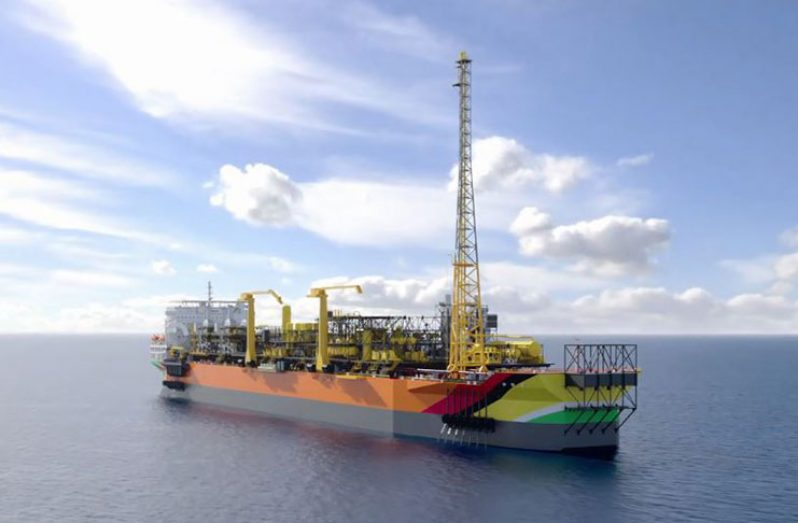 SBM Offshore Completes Topsides Lifting Campaign for Liza Unity FPSO Project