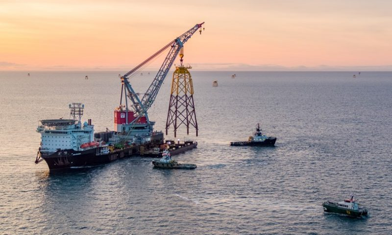 SSE Renewables Dogger Bank Offshore Wind Farm
