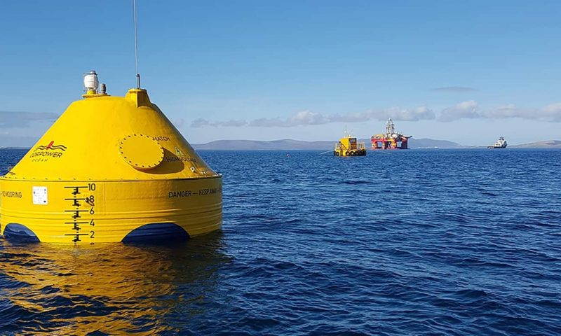 Simply Blue Energy Launches the Western Star Floating Offshore Wind and Wave Energy Project