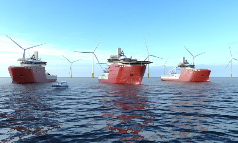 North Star Renewables contracts for delivering three service operation vessels (SOVs)