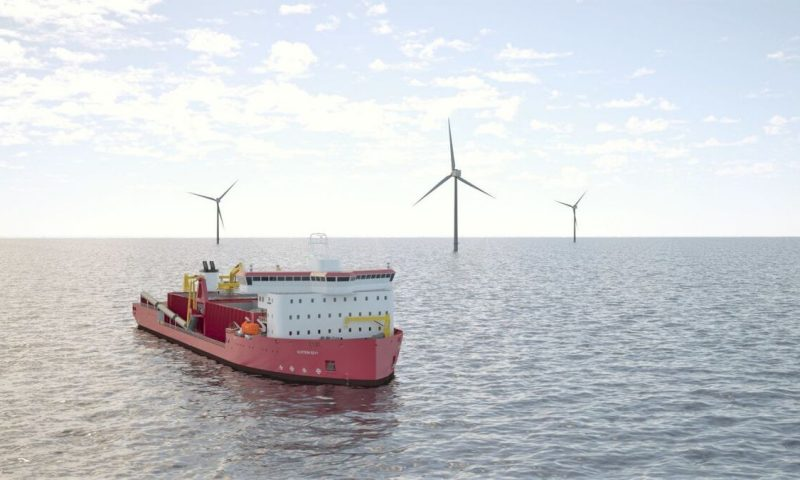 Ulstein Designs Jones Act Compliant for U.S. Offshore Wind Sector