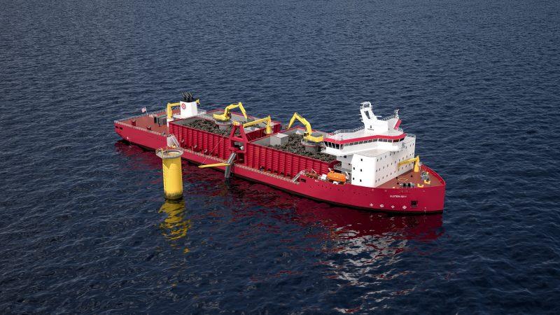Ulstein Designs Jones Act Compliant for U.S. Offshore Wind Sector