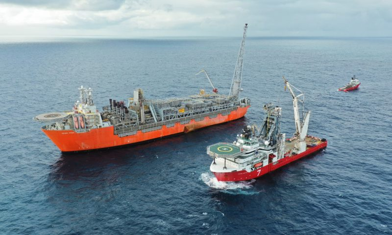 Ærfugl reduces CO2 per barrel by up to 30 percent on Skarv FPSO