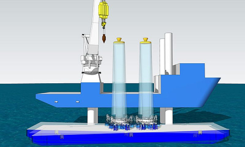 Barge Master Takes Next Step in U.S. Wind Feeder Solution