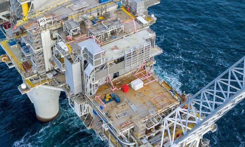 Equinor Awards New Service Ggreements for Electrical Equipment