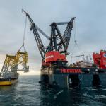 Heerema Bags Contract for Sofia Offshore Wind Farm