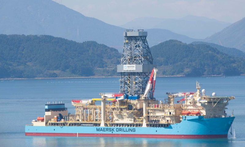 Maersk Drilling Secures One-Well Ultra-Deepwater Exploration Contract in Gabon