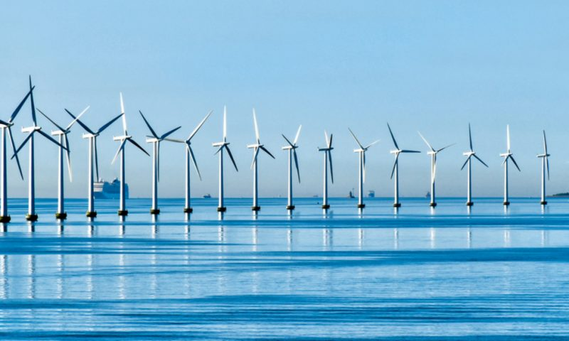 Ocean Winds Enter Irish Offshore Market with 1,600MW Bottom-Fixed Project