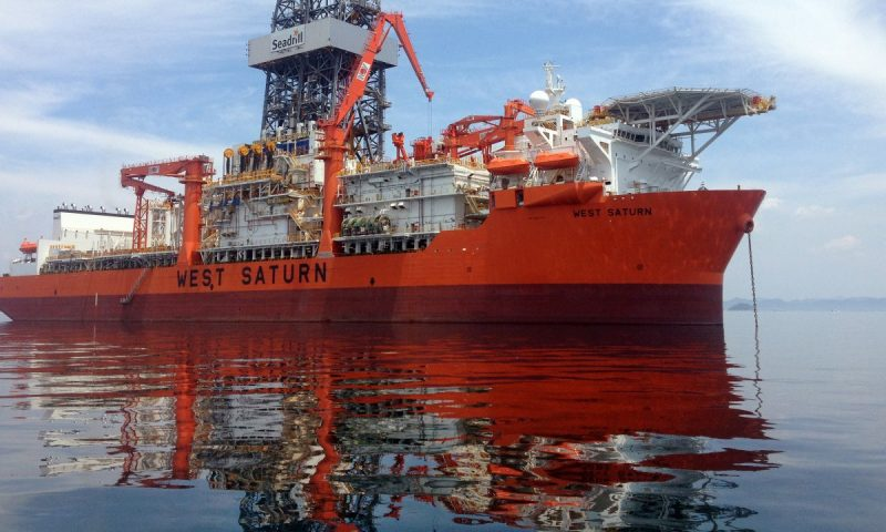 Drillship West Saturn to Drill on the Bacalhau Field in Brazil