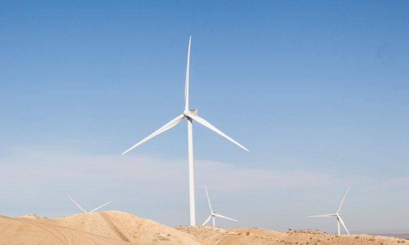 EDPR Starts Commercial Operations at 'Reloj del Sol Wind Farm' in Texas