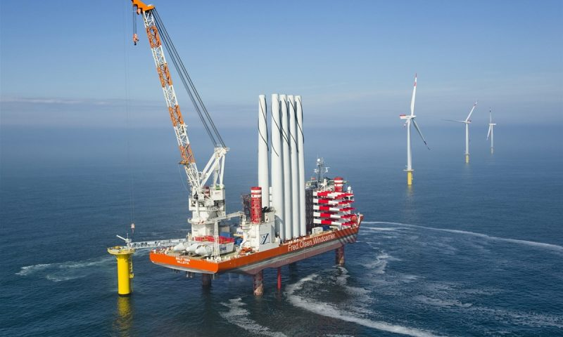 Fred. Olsen Windcarrier Scores 3 New Transport and Installation Contracts