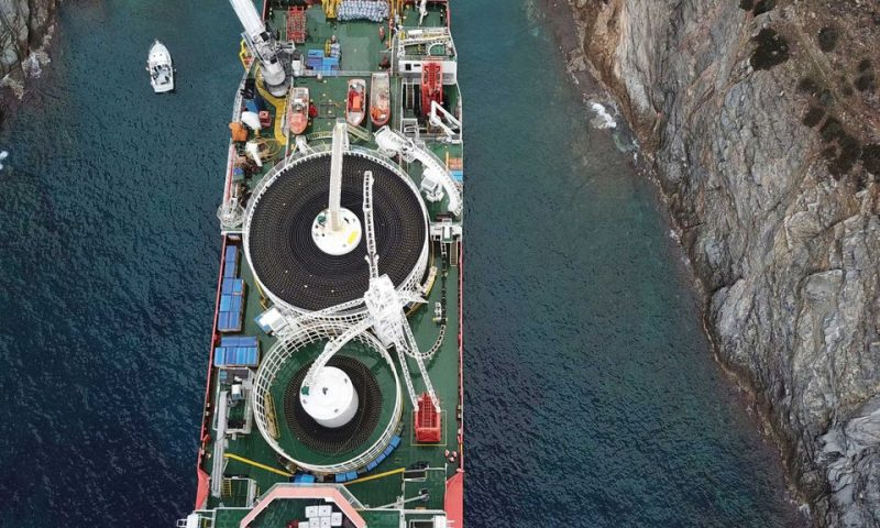 Hellenic Cables to Manufacture the Subsea Cables of Greece's Largest Wind Farm