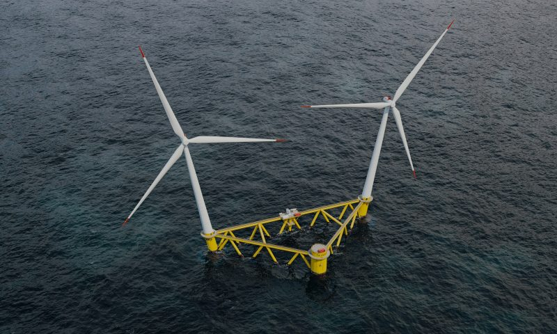 Hexicon to Acquire Wave Hub for Floating Wind Technology Demonstrator