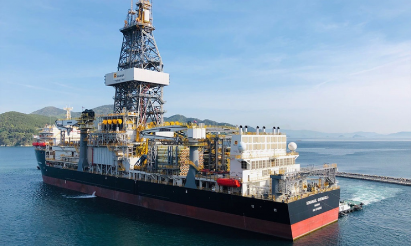 New Angola Contract for Seadrill Joint Venture Quenguela Drillship