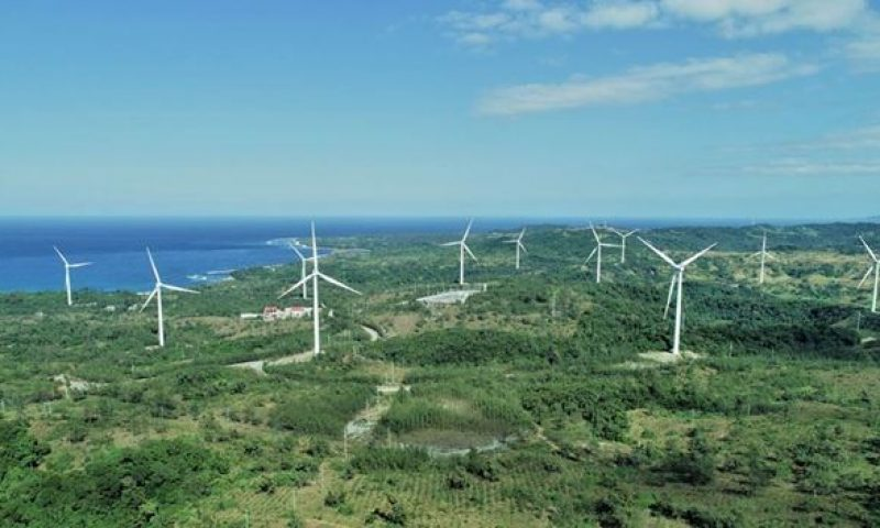 Siemens Gamesa to Supply Largest Wind Farm in the Philippines
