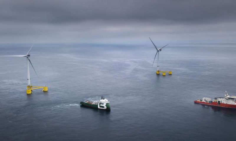 Wood Awarded Early Design for Floating Offshore Wind Project in Ireland
