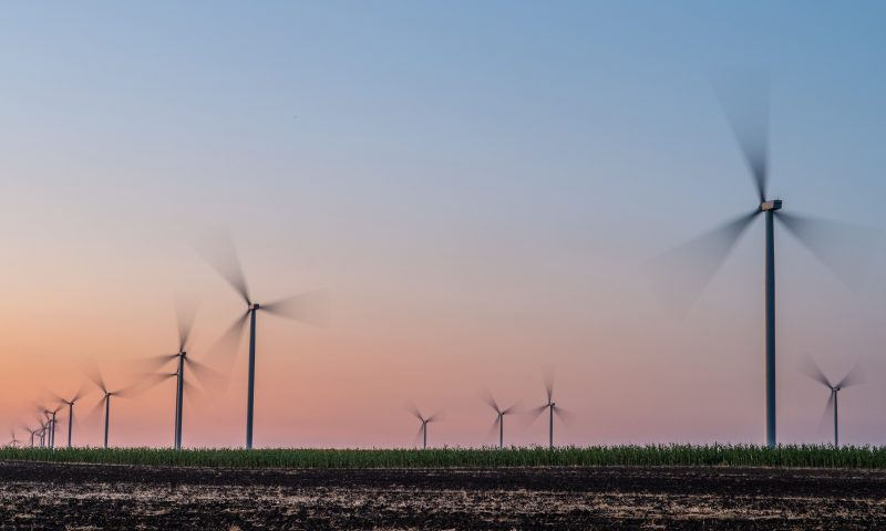 GE Renewables Signs Large Wind Power Project in India