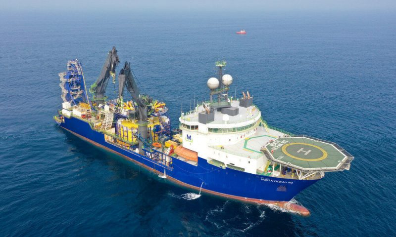 McDermott Bags Contract for Shenzi Subsea Multiphase Pumping Project