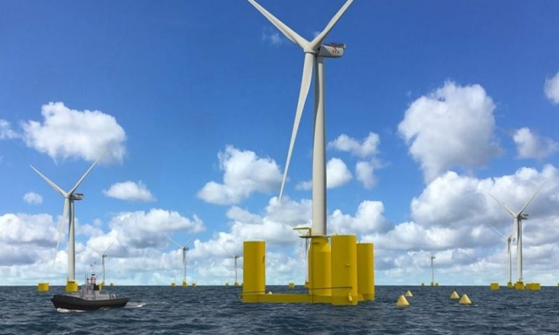 Saipem and Naval Energies Sign an Agreement for Floating Wind Business