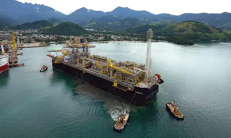 Saipem, in JV with DSME, awarded a New FPSO Contract by Petrobras