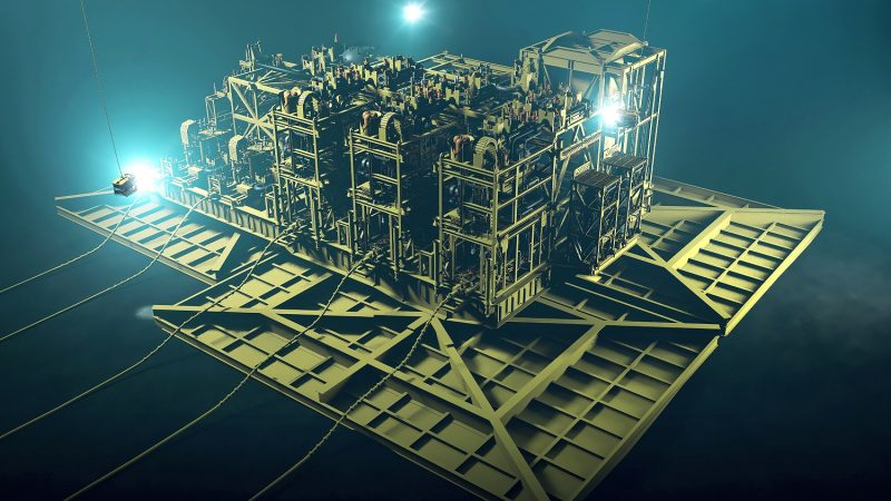Aker Solutions Selected for International Subsea Gas Compression Project