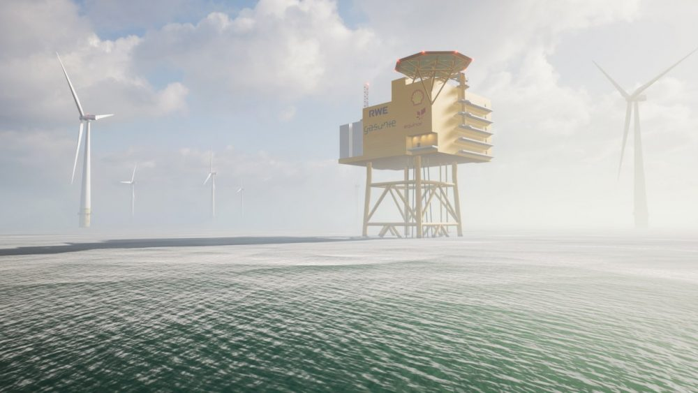 AquaSector Project - Germany's First Large-scale Offshore Hydrogen Park