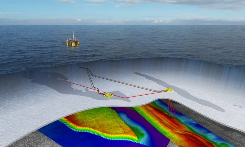 Developing Lavrans and Kristin Q in the Norwegian Sea