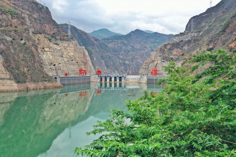 GE Renewables Connects World's most Powerful Hydro Units to the Grid