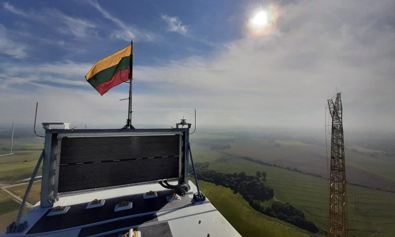 Global Wind Service Awarded Lithuanian Pipeline by GE Renewable Energy