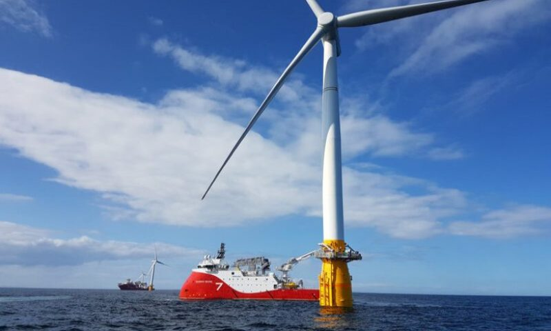 OHT and Subsea 7's Renewables Business Join Forces