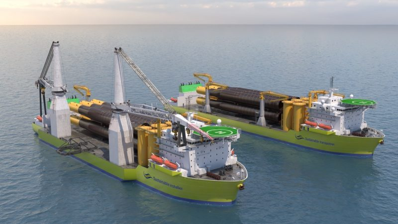Offshoretronic Reveal Safe Installation Process for Ultra Long XXL Monopiles