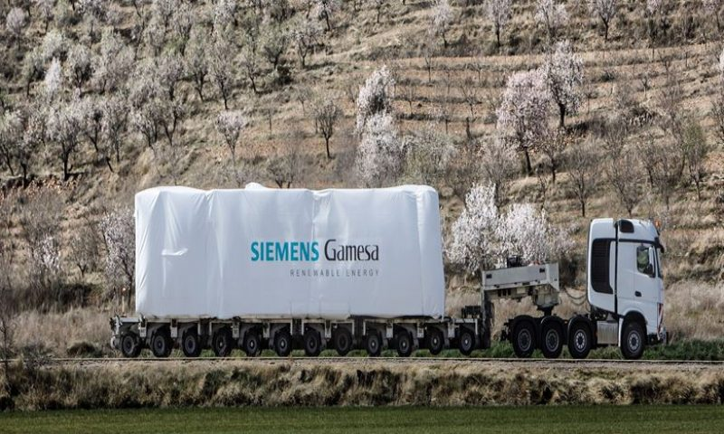 Siemens Gamesa Signs Two Agreements in Spain Totaling 85 MW