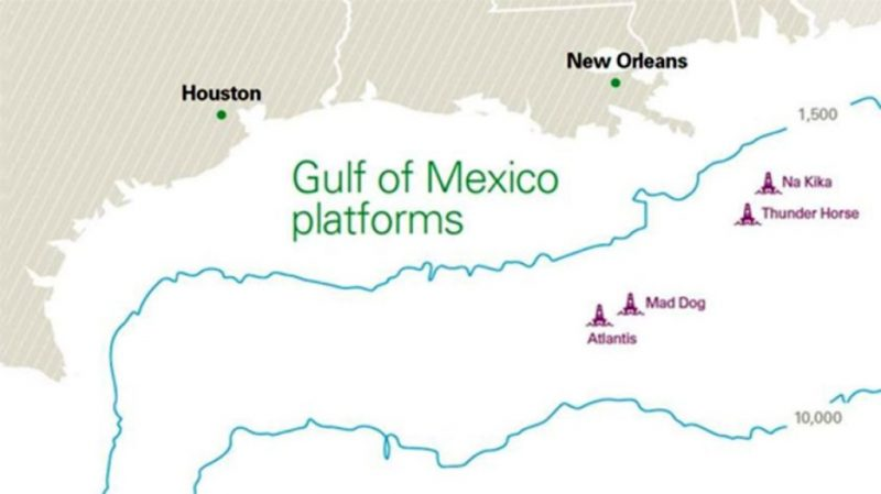 Start-up Success for bp's Manuel Project at Na Kika Platform in Gulf of Mexico