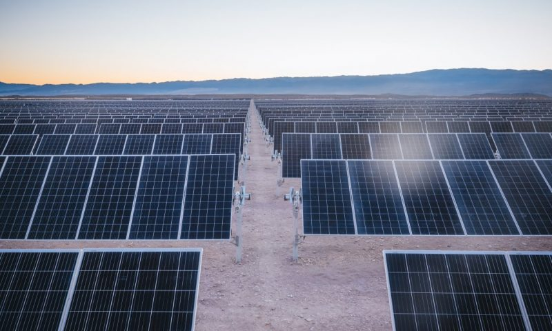 The Guañizuil IIA Solar Plant in Argentina in Commercial Operation