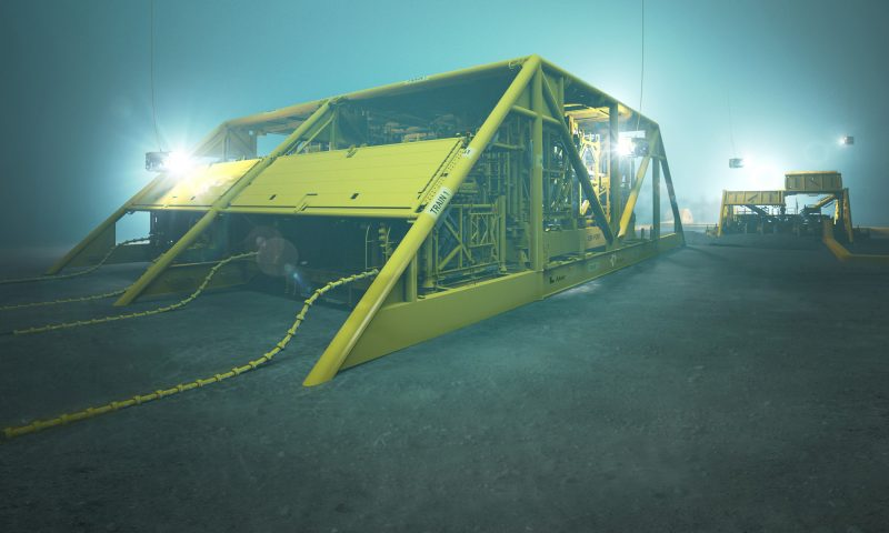 Baker Hughes to Deliver Subsea Compression Manifold for Chevron