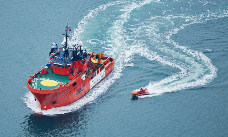 ESVAGT Lands Large Contract with TotalEnergies in Denmark