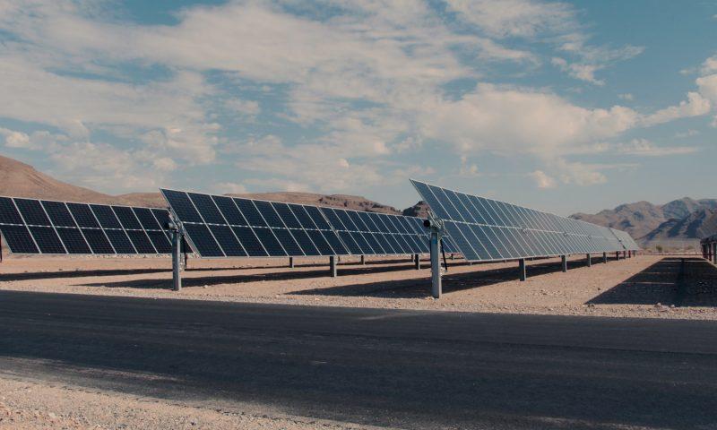 Invenergy Solar Project Lights Up Las Vegas Strip