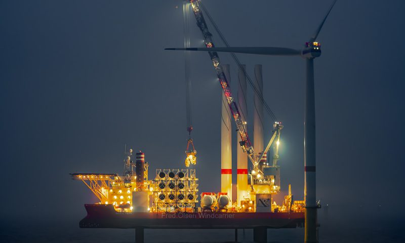 Offshore Wind Continues to Break New Boundaries