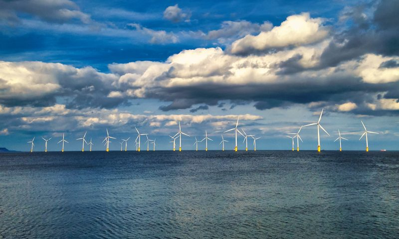 Ramboll Takes Part of Hong Kong Offshore Wind Farm Pre-Development