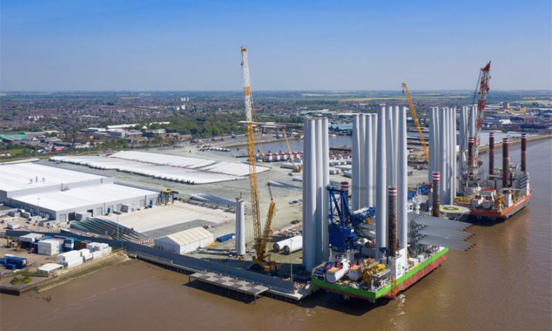 Siemens Gamesa Successfully Expands Offshore Blade Factory in Hull