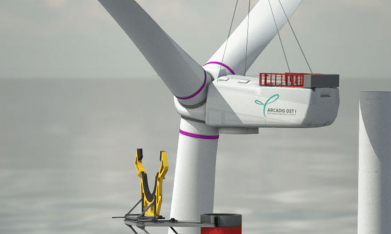 Vattenfall Takes on Direct Marketing for 250 MW OWF Arcadis Ost 1