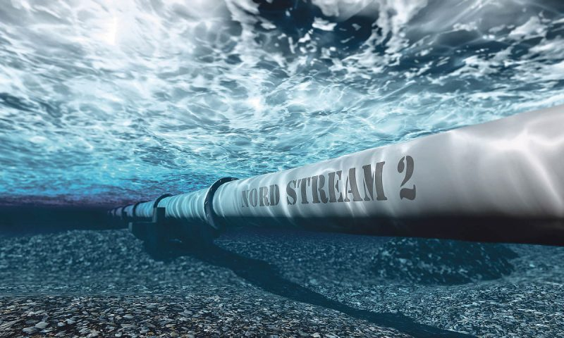 Gazprom Reports Full Completion of Nord Stream 2 Gas Pipeline Construction