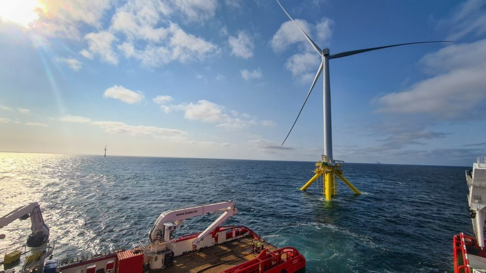 RWE, NTE and Havfram to Collaborate Floating Offshore Wind Project in Norway