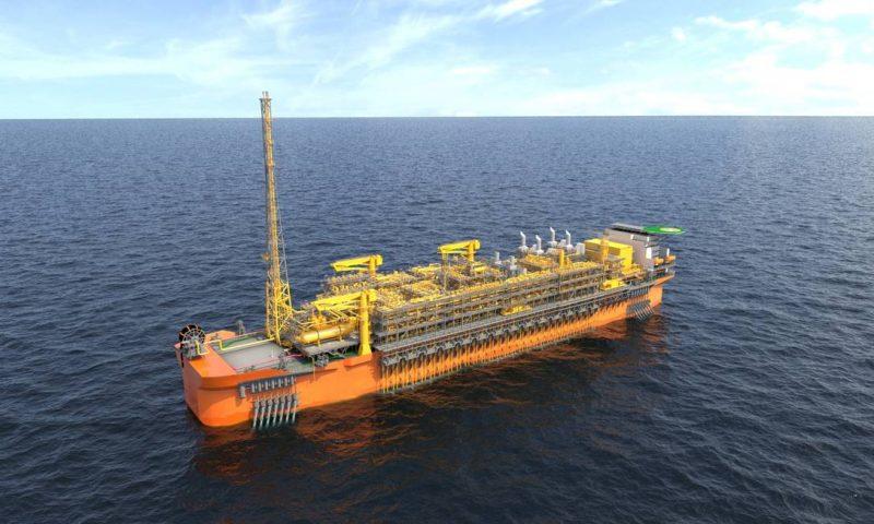 SBM Offshore Completes US$1.6 billion Financing of FPSO Sepetiba
